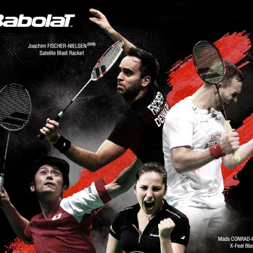 Babolat Player Poster New_2