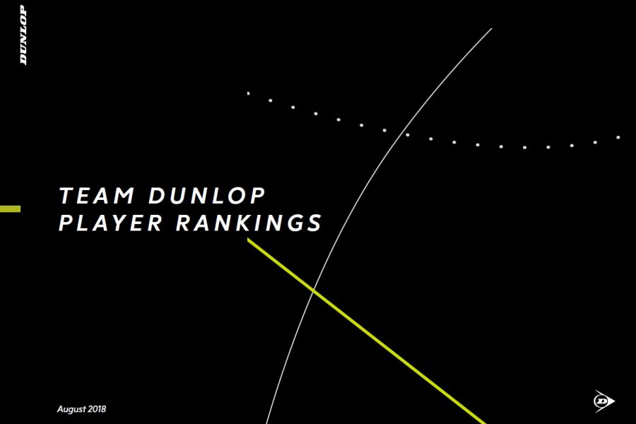 Dunlop Player Ranking_1