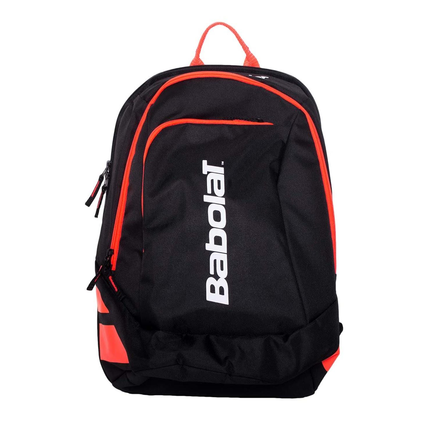 Babolat Classic Club Backpack-Black Pink - SPORTSMATCH c40b75e384400