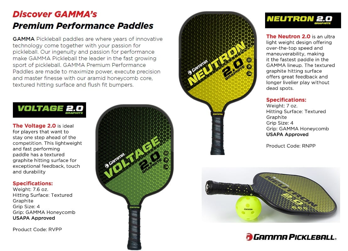 GAMMA PB PADDLES PREMIUM_VOLTAGE_NEUTRON