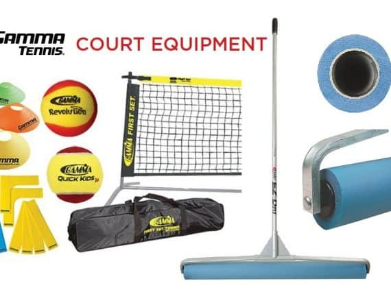 GAMMA TENNIS COURT EQUIPMENTS