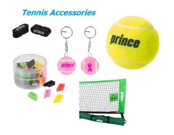 PRINCE TENNIS ACCESSORIES